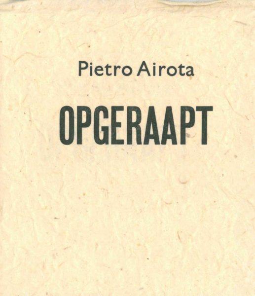 Airota-Opgeraapt