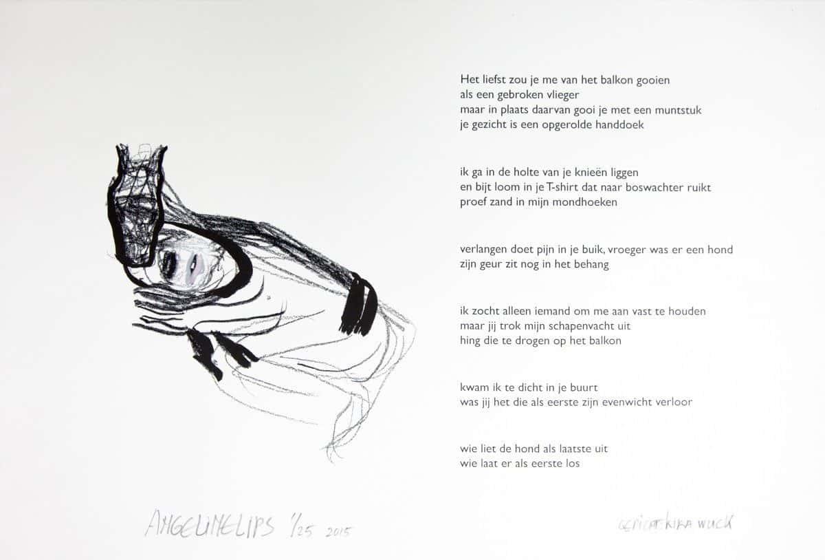 Angeline Lips  Kira Wuck 2